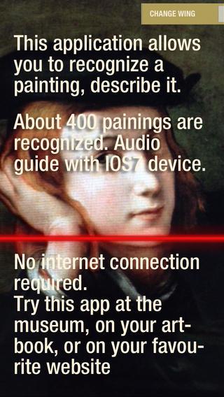 ID Audio Guide, la pagina dedicata al Louvre
