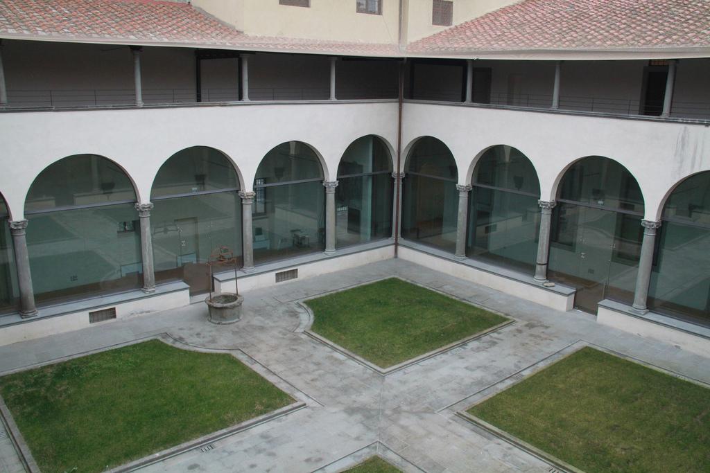 Museo Novecento, Firenze - il chiostro dell'ex Spedale delle Leopoldine