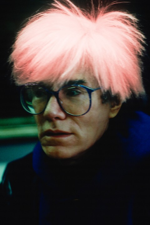 Maria Mulas, Andy Warhol, 1987 #2