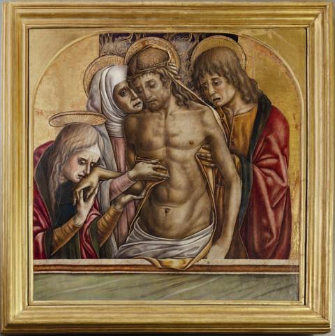 Vittore Crivelli, Pietà