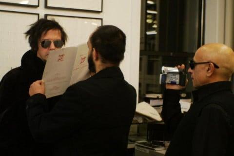 Performance a Printed matter, New York