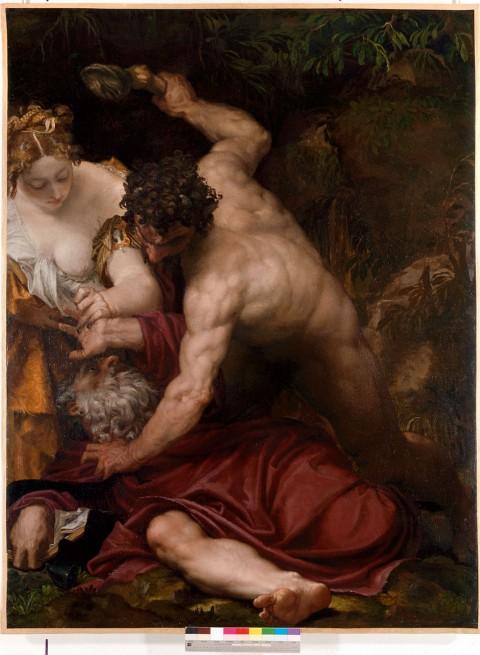Paolo Veronese, Tribolazioni di sant'Antonio Abate, Caen, Musée des Beaux-Arts