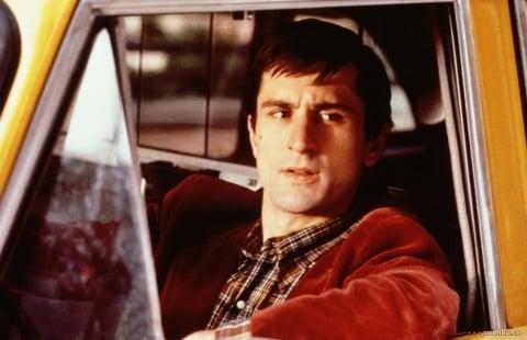 Robert De Niro in Taxi Driver (Martin Scorsese 1976)