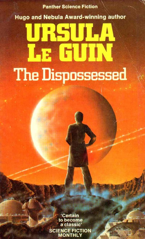Ursula K. Le Guin, The Dispossessed (1974)
