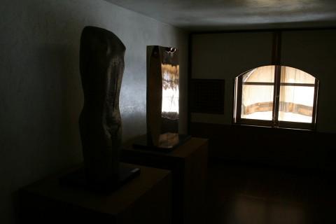 Scarpa Viani Deluigi. Dialogo tra arti. Dialogo tra artisti, Negozio Olivetti, Venezia