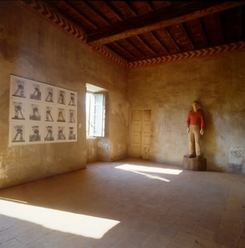 Castello di Rivara, Balkenhol e Becker (1989)