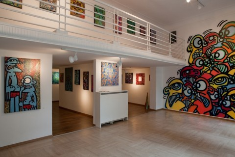 Galo Art Gallery
