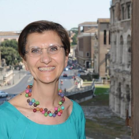 Giovanna Marinelli, assessore alla Cultura del Comune di Roma
