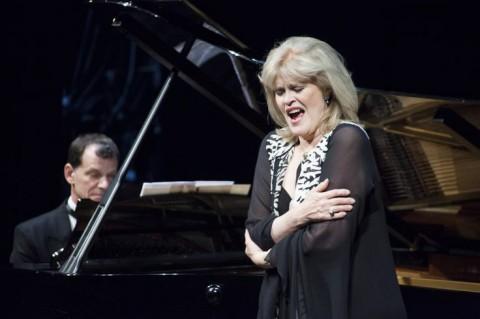 Il soprano June Anderson © Copyright Simone Donati, TerraProject