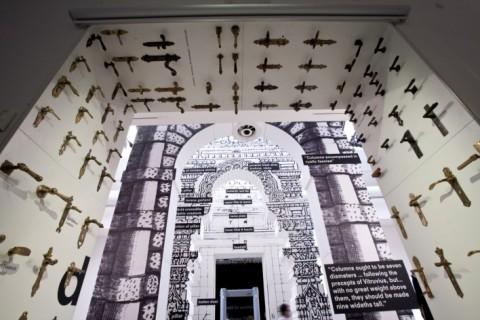 Le porte di Rem Koolhaas alla Biennale di Architettura