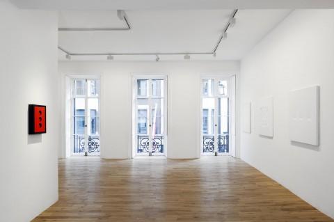 Londra, Pittura Oggetto in mostra da Almine Rech