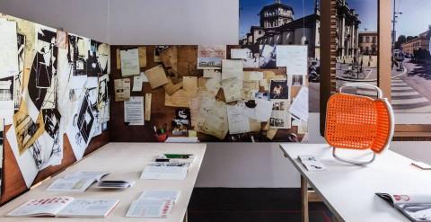 Vico Magistretti in mostra a Los Angeles - Photo Gloria Novi