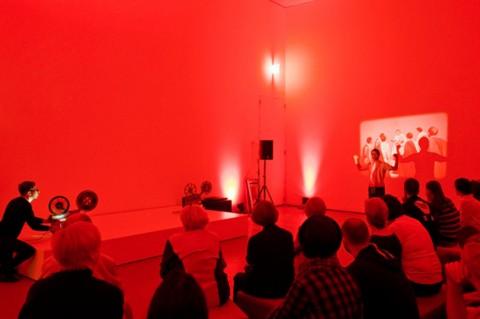 Jacopo Miliani, StageFright, 2013, Performance