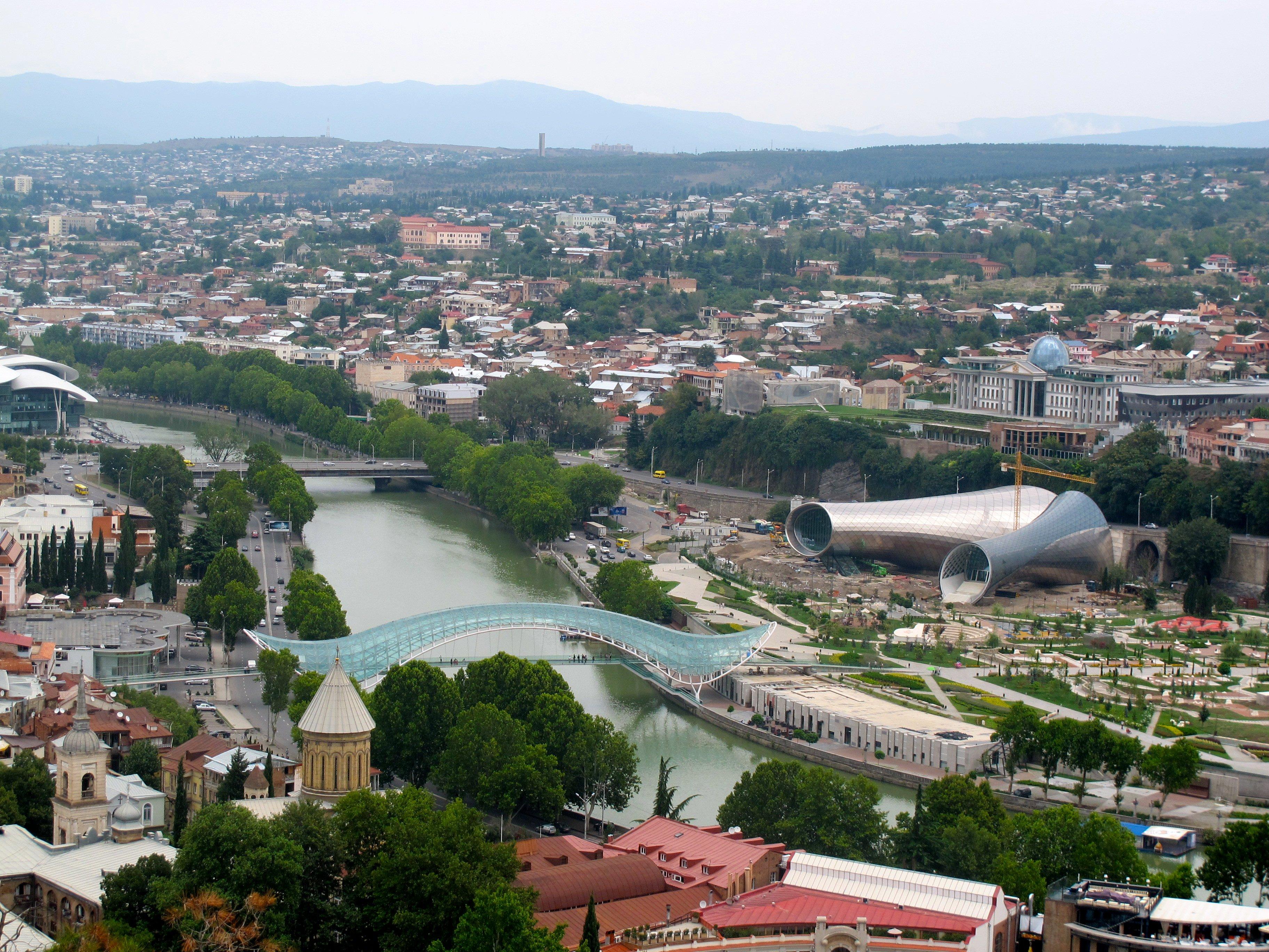 Siti di incontri a Tbilisi