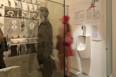 Toilet alla Biennale di Architettura 2014