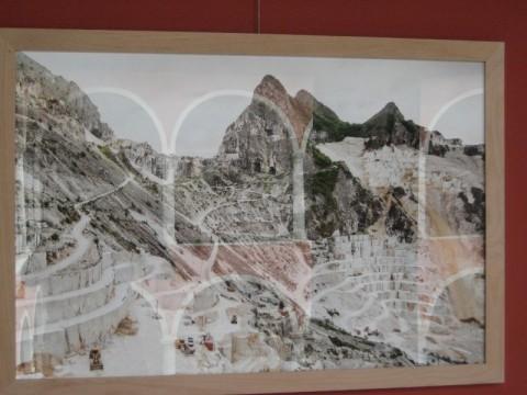 Vedute della mostra A sculpir qui cose divine, Carrara, Centro Arti Plastiche