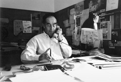 Vico Magistretti, crediti Archivio Studio Magistretti - Fondazione Magistretti