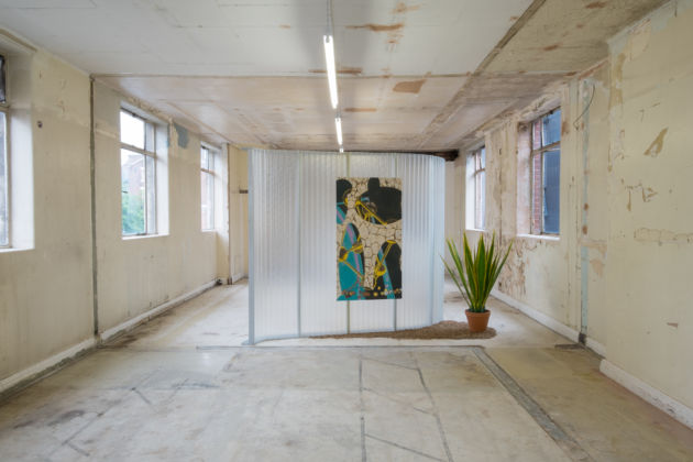 William Leavitt, Body Space, 2012. Foto Mark McNulty, courtesy Liverpool Biennial
