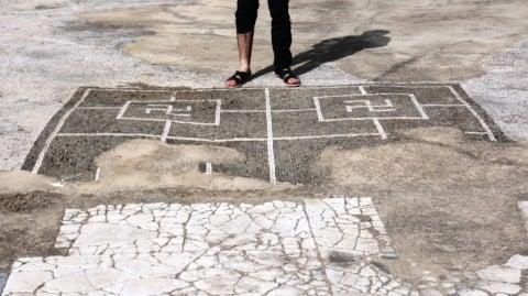 Temenos - scavi archeologici di Sibari