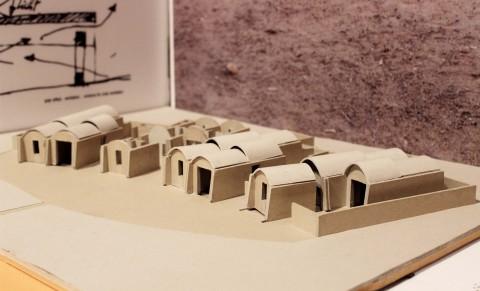 Una maquette di studio di progetto – Claudia Brivio