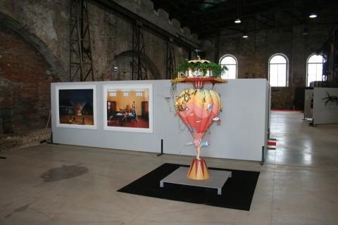 India The Revealed Mysteries, Arsenale di Venezia, Tesa 92