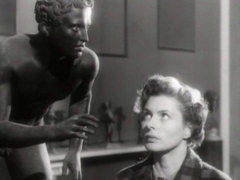Ingrid Bergman in Viaggio in Italia (Roberto Rossellini 1953)