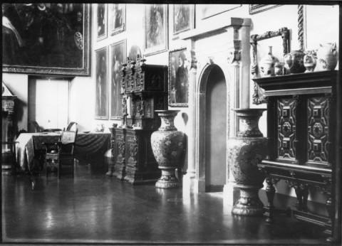 La quadreria di Villa San Remigio con i due Veronese, Verbania, Museo del Paesaggio