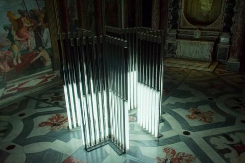 Andrei Molodkin, Transformer No. M208, Cappella del Doge-2