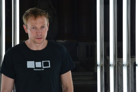 Andrei Molodkin, Transformer No. M208 - foto Linda Kaiser