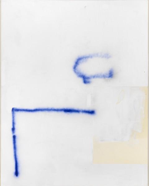 David Ostrowski – F (Dann lieber nein), 2013. Courtesy Peres Projects, Berlin