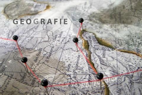 Geografie - Zak