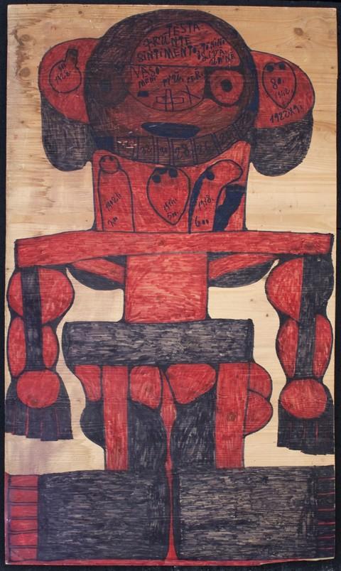 Giovanni Bosco, outsider artist (Castellammare del Golfo - 1948-2009)