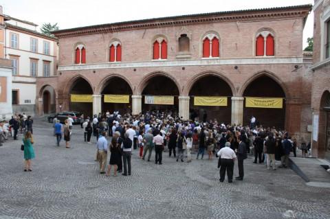 Vittorio Sgarbi, la mostra sull'arte umbra a Fabriano