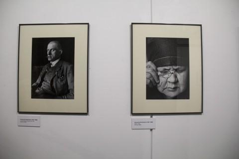 Capolavori di storia della fotografia - veduta della mostra presso le Sale Espositive della Provincia, Pordenone 2014 - Alexander Rodchenko - photo ©Terry Peterle