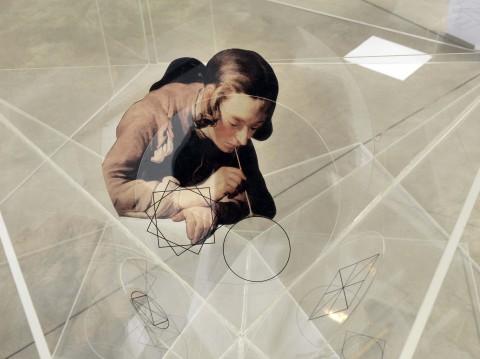 Giulio Paolini - Alfa (Un autore senza nome), dettaglio 2004. Collezione dell'artista / Courtesy Marian Goodman Gallery, New York © Giulio Paolini