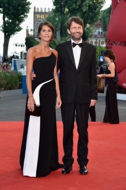 Dario Franceschini e Michela Di Biase