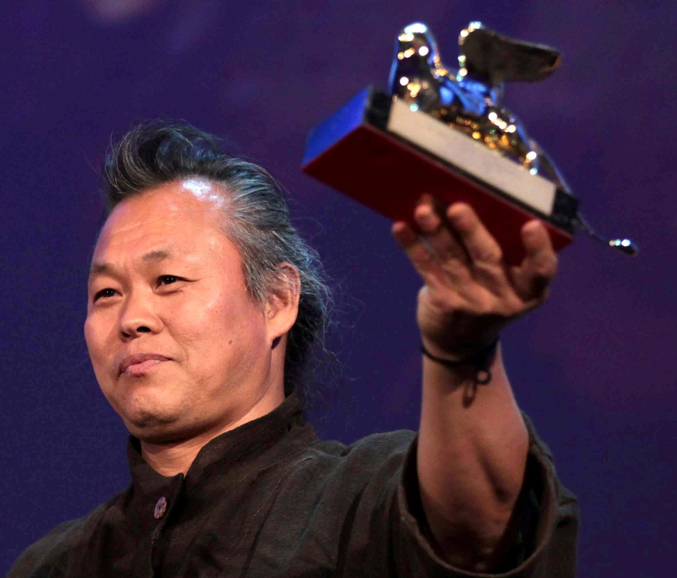 Kim Ki-duk, Leone d'Oro alla 69esima Mostra del Cinema di Venezia