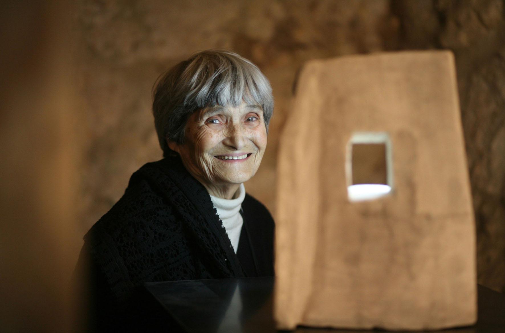 Maria Lai - ph.  Daniela Zedda