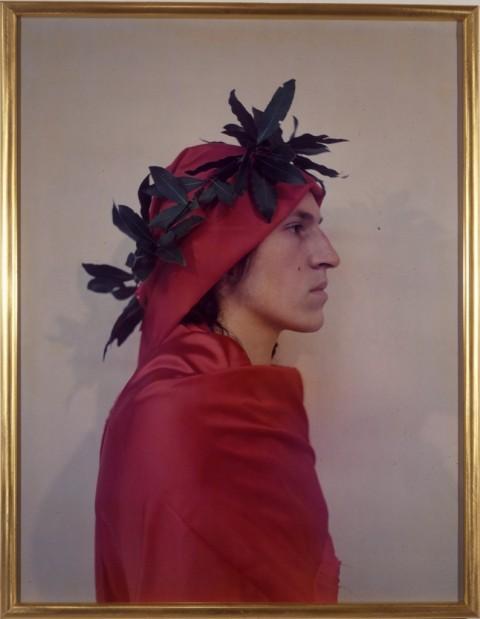 Luigi Ontani, Dante, 1972