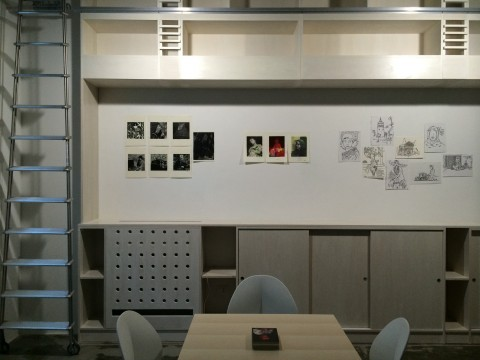 Planar Gianluca Costantini Workshop exhibition
