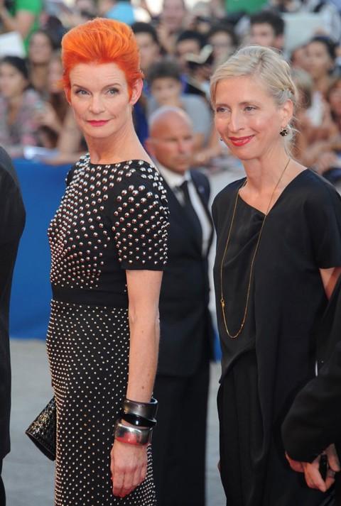 Sandy Powell e Jessica Hausner