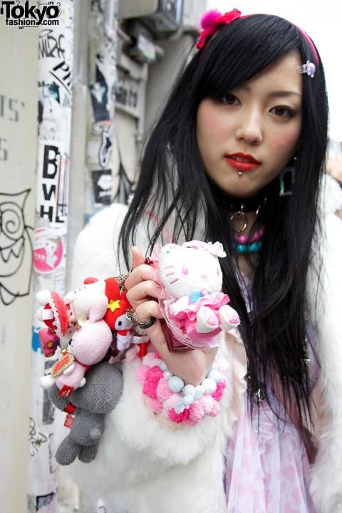 Hello Kitty Harajuku