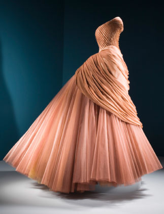 Charles James, Evening gown