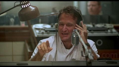 Robin Williams in Good Morning, Vietnam