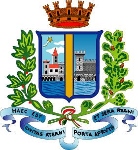 Il vecchio stemma del Comune di Pescara