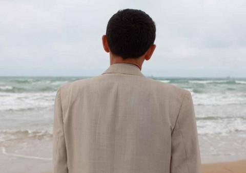 Sophie Calle – Voir la mer (dettaglio), 2011 © Adagp, Paris, 2014. Courtesy Galerie Perrotin