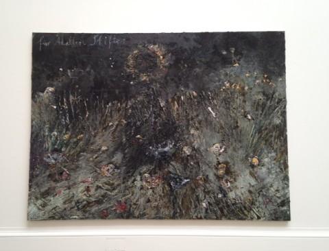 Anselm Kiefer, Royal Academy, Londra