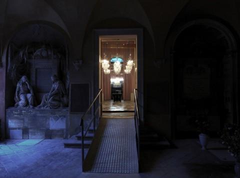 Bologna, Certosa - Sala d'Attesa