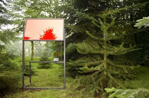 Additionals (Night Piece), 2012 Installation view, Pavilion, Leeds. Courtesy Céline Condorelli