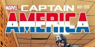 Captain America - Marvel, serie speciale contro il bullismo